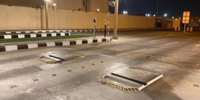 Installazione in Arabia Saudita